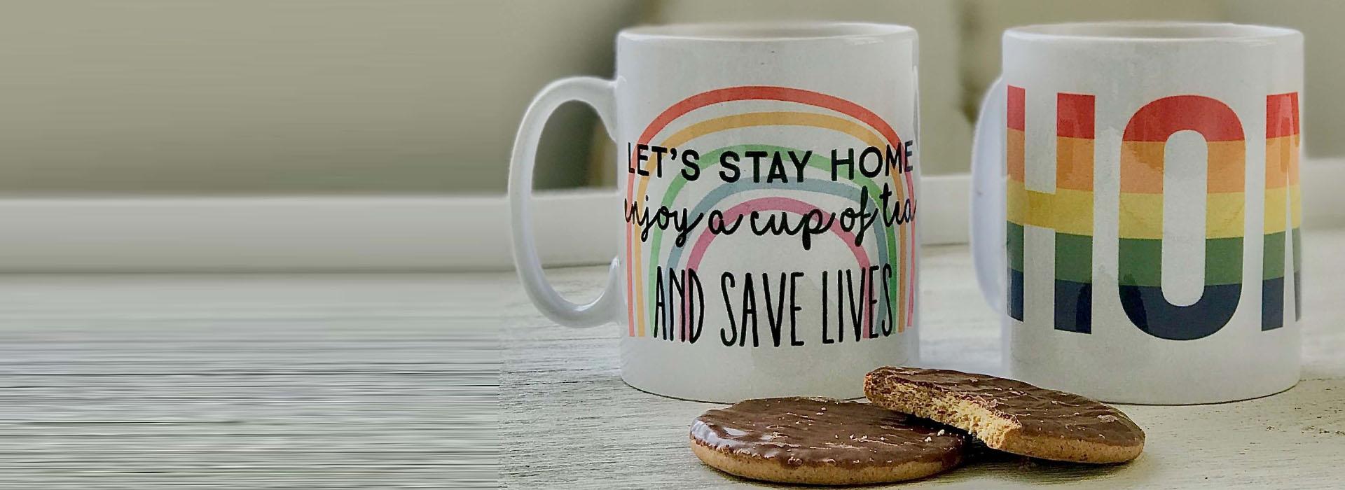 NHS Charity Mugs