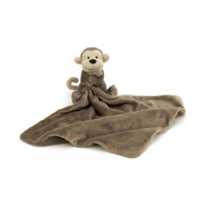 Jellycat Bashful Monkey: Soother
