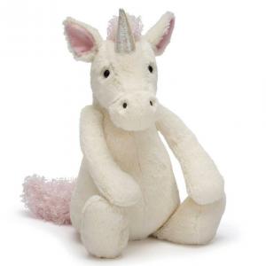 Jellycat Bashful Unicorn: Medium