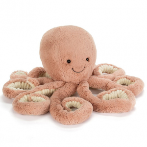 Jellycat Odell Octopus: Tiny