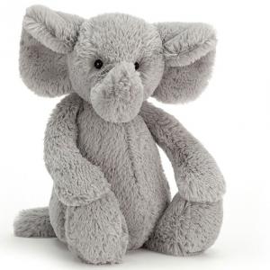 Jellycat Bashful Elephant: Medium