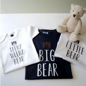 Family Bear T-shirts