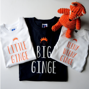 Family Ginger T-shirts