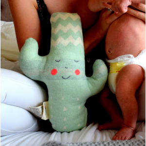 Children`s Cactus Cushion