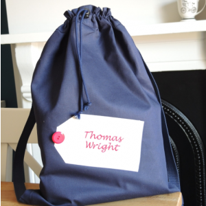 Dunannie Personalised Swim Bag