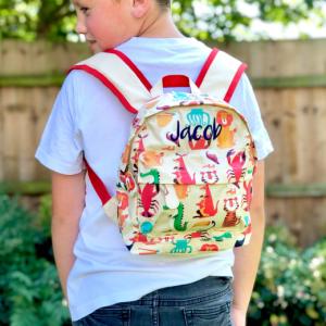 Wild Animals Mini Backpack