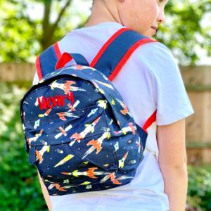 SpaceshipKids Backpack