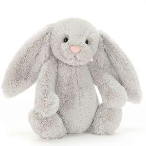 Jellycat Silver Bashful Bunny