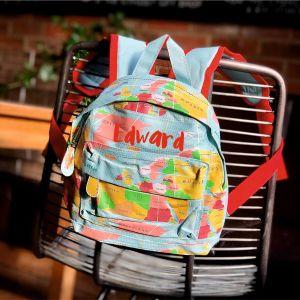 WorldMap Mini Backpack